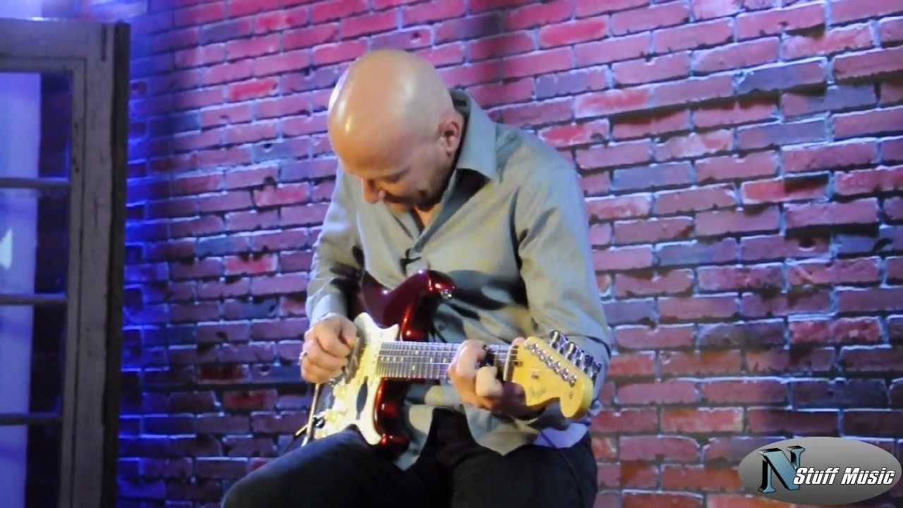 [產品評估]Fender American Standard Stratocaster