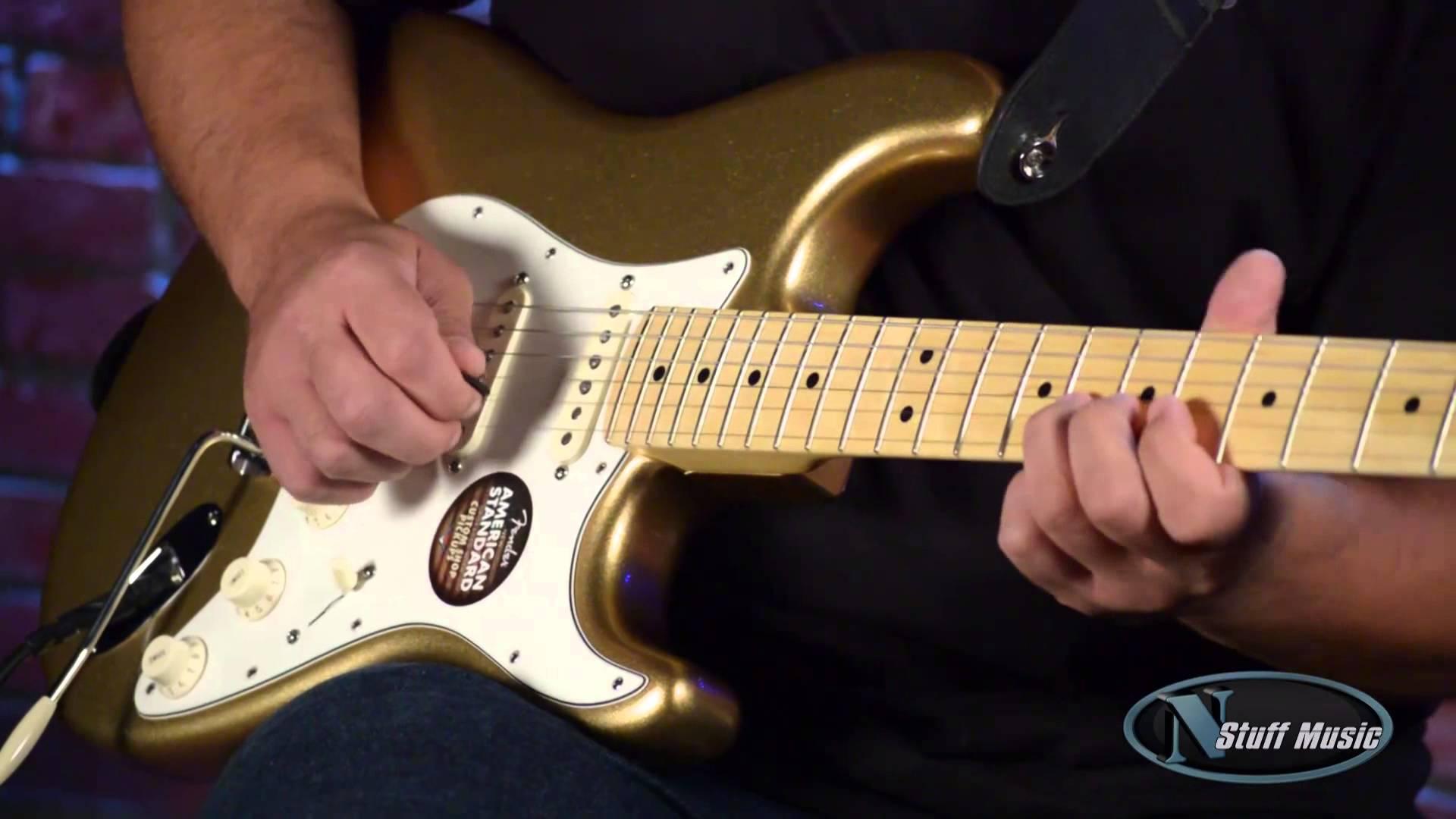 產品評估_Fender American Standard Stratocaster(2)