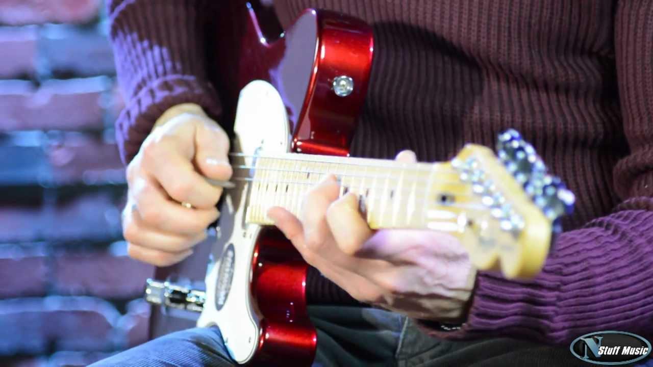 [產品評估]Fender American Standard Telecaster
