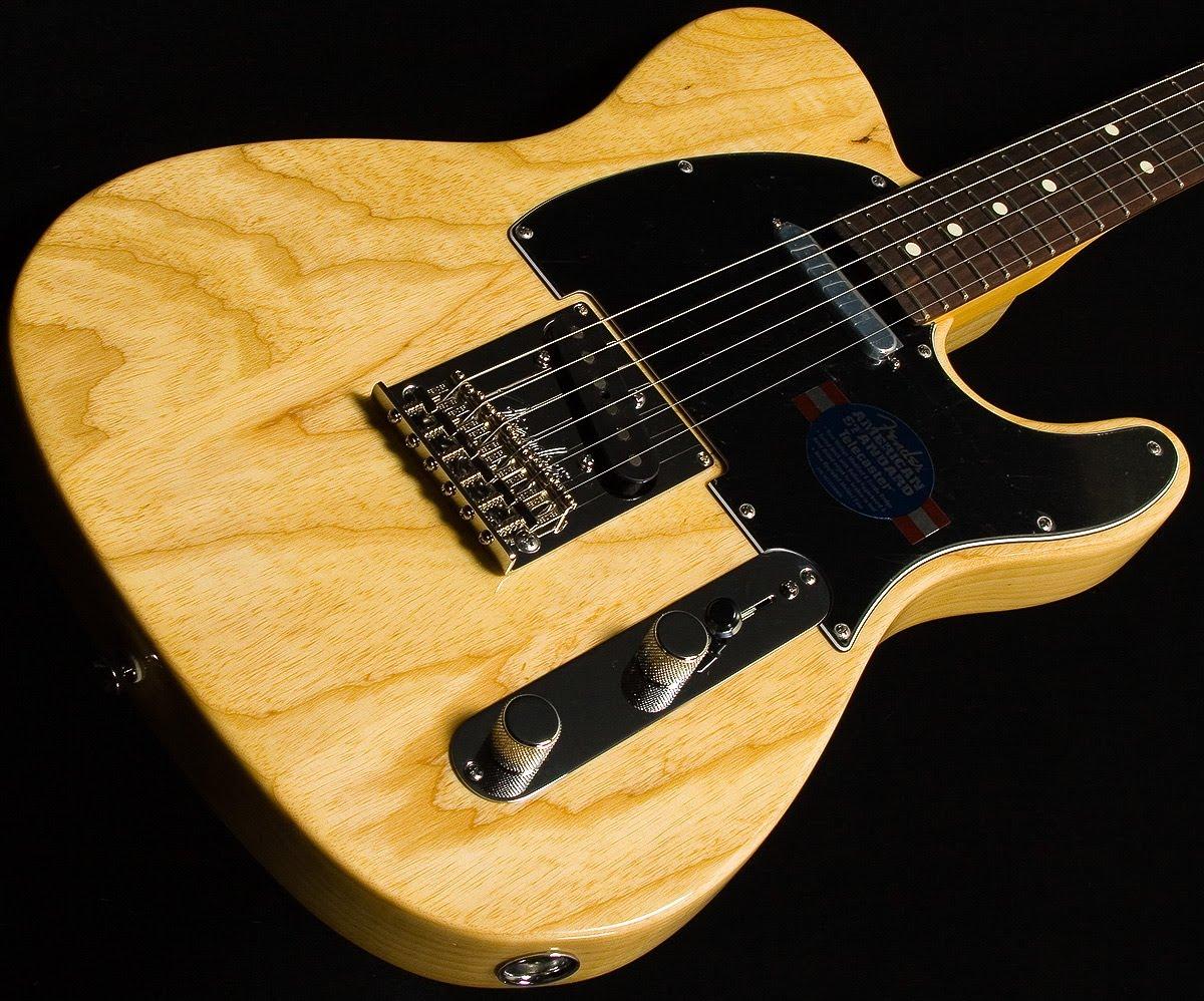 [產品評估]Fender American Standard Telecaster (2)