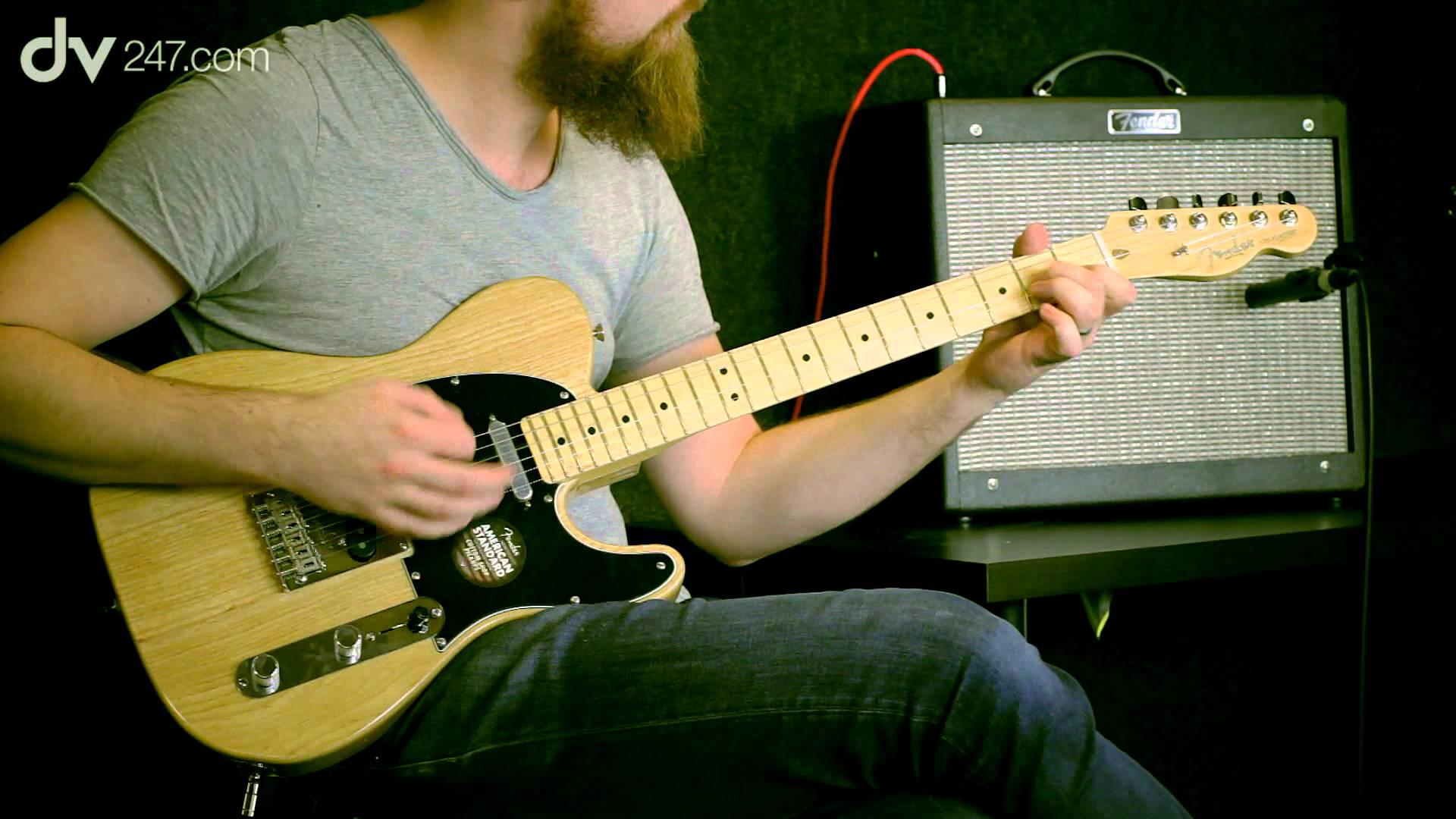 Fender American Standard Telecaster(3)