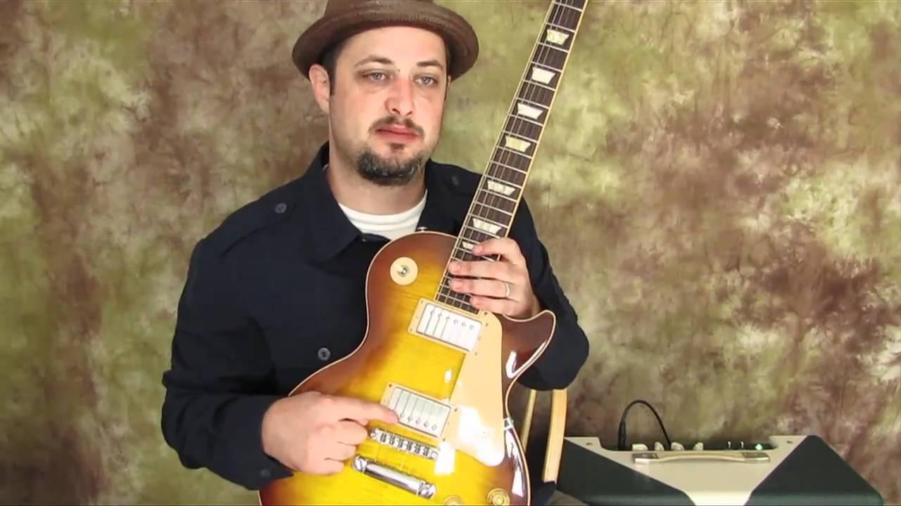 [產品評估] Gibson Les Paul (1)