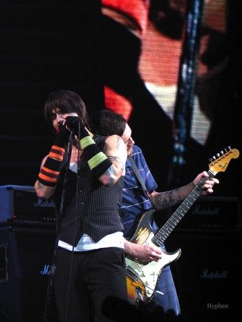 John Frusciante Anthony Kiedis S