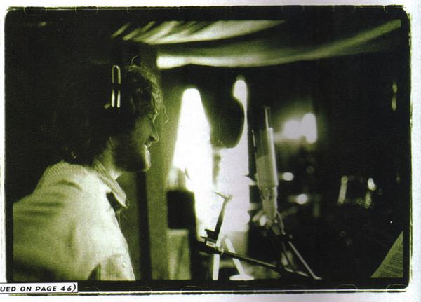 John Frusciante Tape op