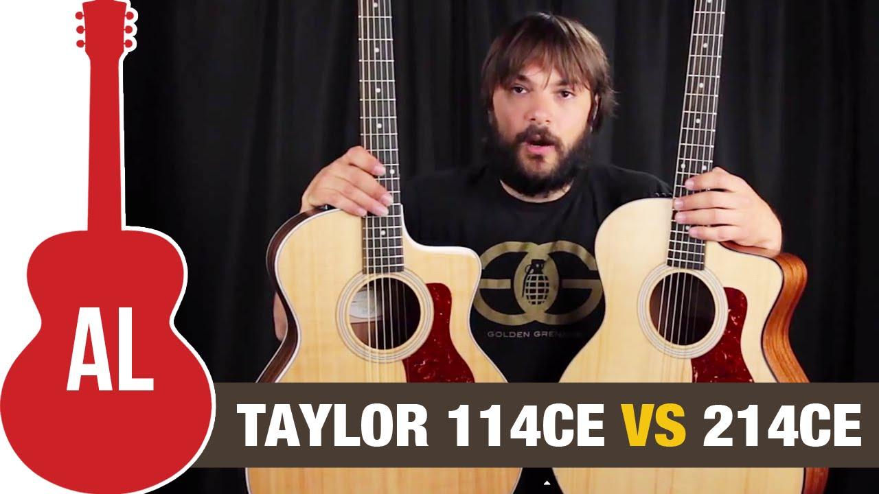 產品評估_Taylor 214 CE & Taylor 114CE (1)