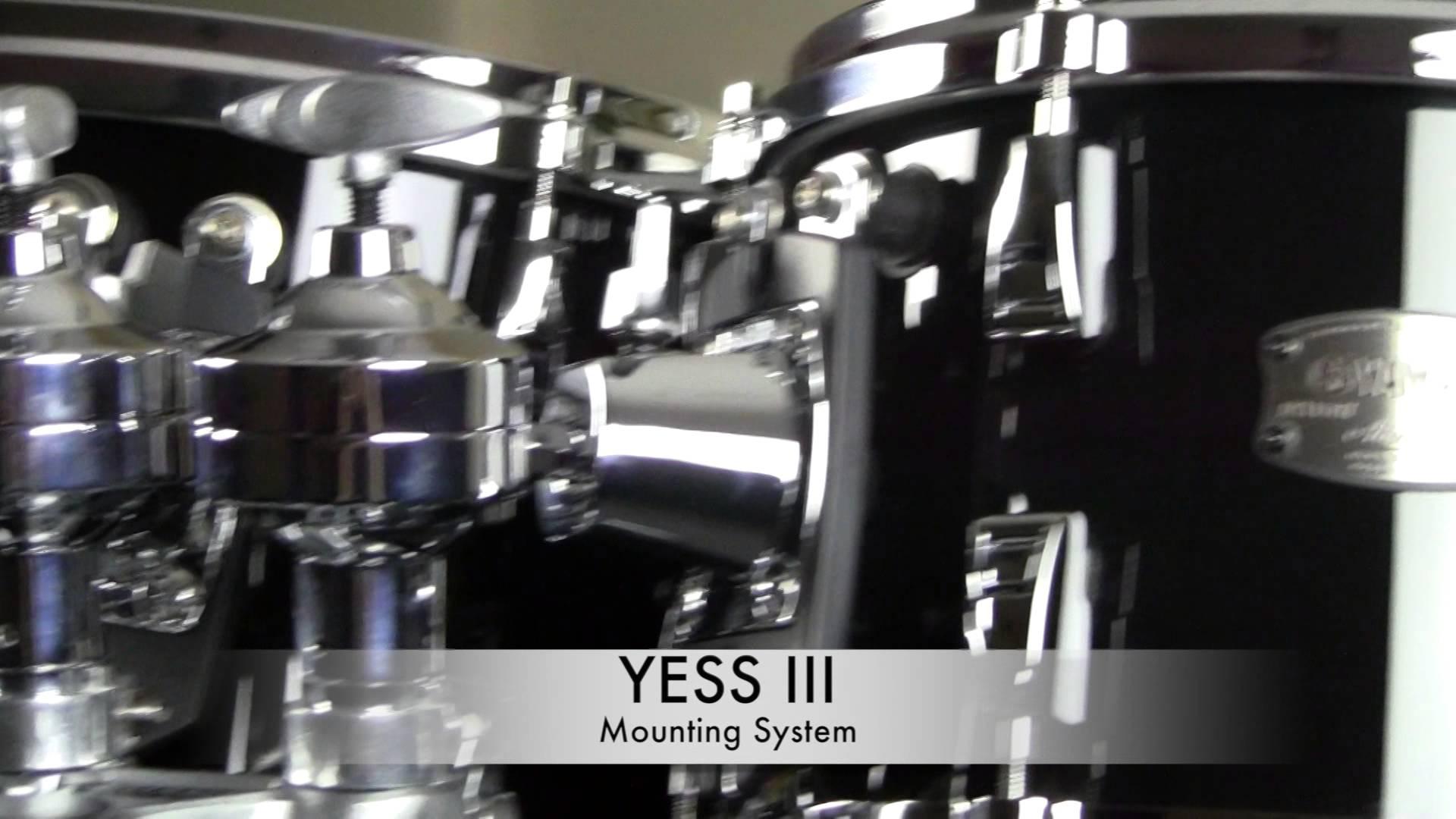 Yamaha: 絕對系列複合楓木鼓組Absolute Hybrid Maple