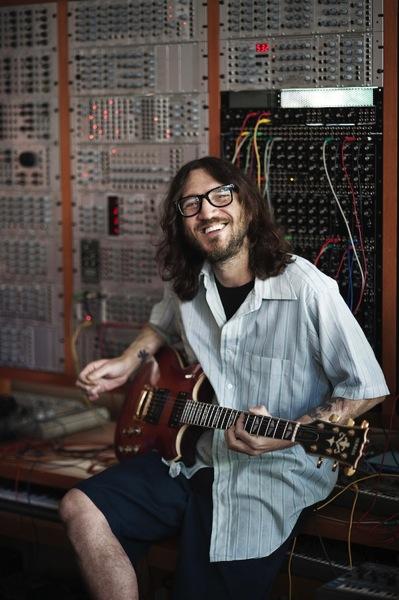 John Frusciante Glasses