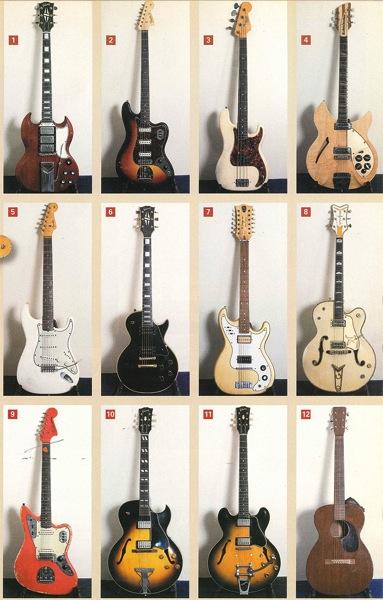 John frusciante guitar vintage guitar magazine