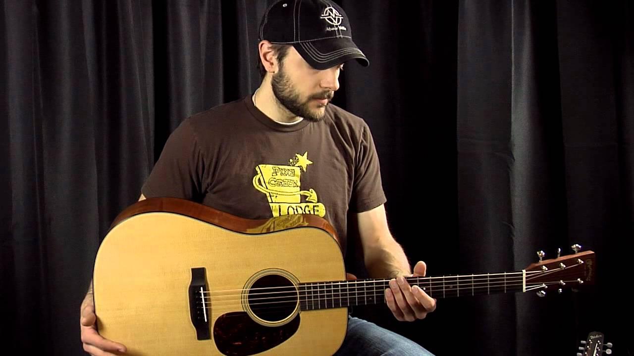 Martin D18-2012年版復古設計民謠吉他