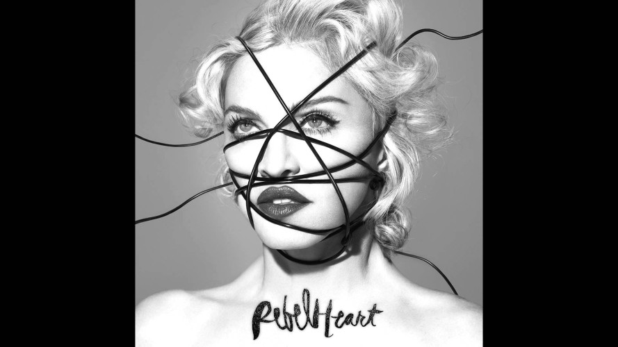 滾石雜誌封面人物「流行樂女皇」瑪丹娜(下):注意力分散的年代,以及聖女貞德