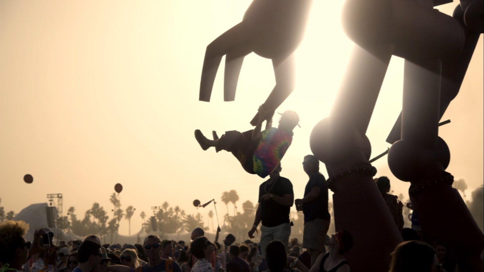 音樂祭COACHELLA要來啦!H&M LOVES COACHELLA完整系列