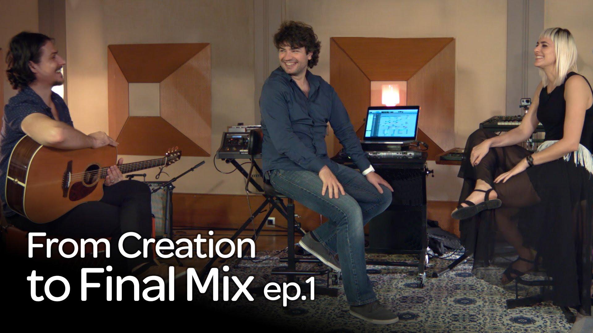 嗨!從Demo到完整作品:ProTools帶你看看一首歌曲的製作過程!