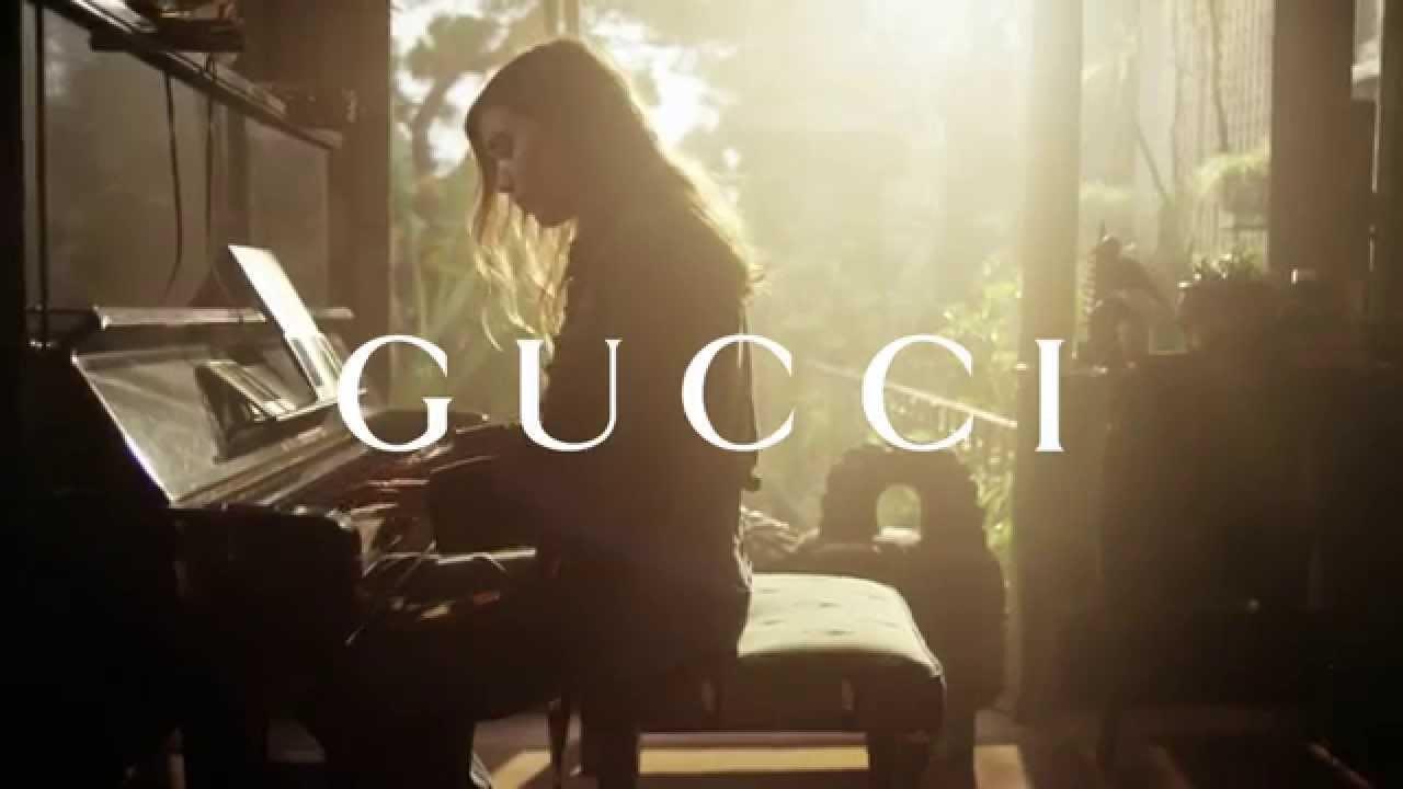 【搖滾女權新浪潮】或喪屍或謬思  創作歌手Lykke Li 拍攝GUCCI廣告