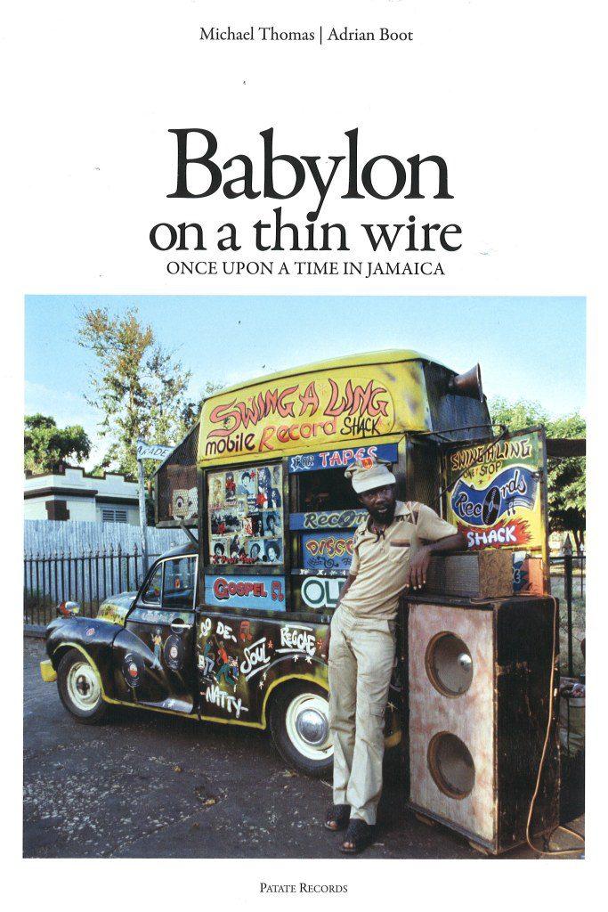 Babylon on a Thin Wire攝影集NT$1600