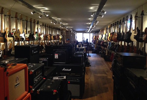 Hyphen Guitar Gear Music Stores
