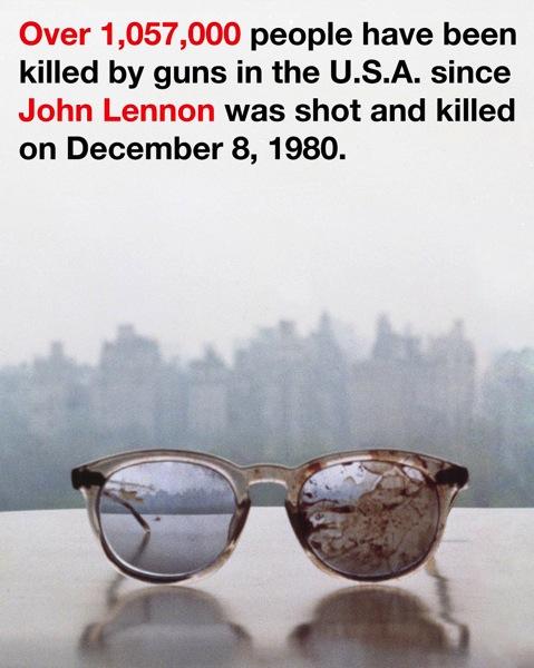Yoko ono glasses
