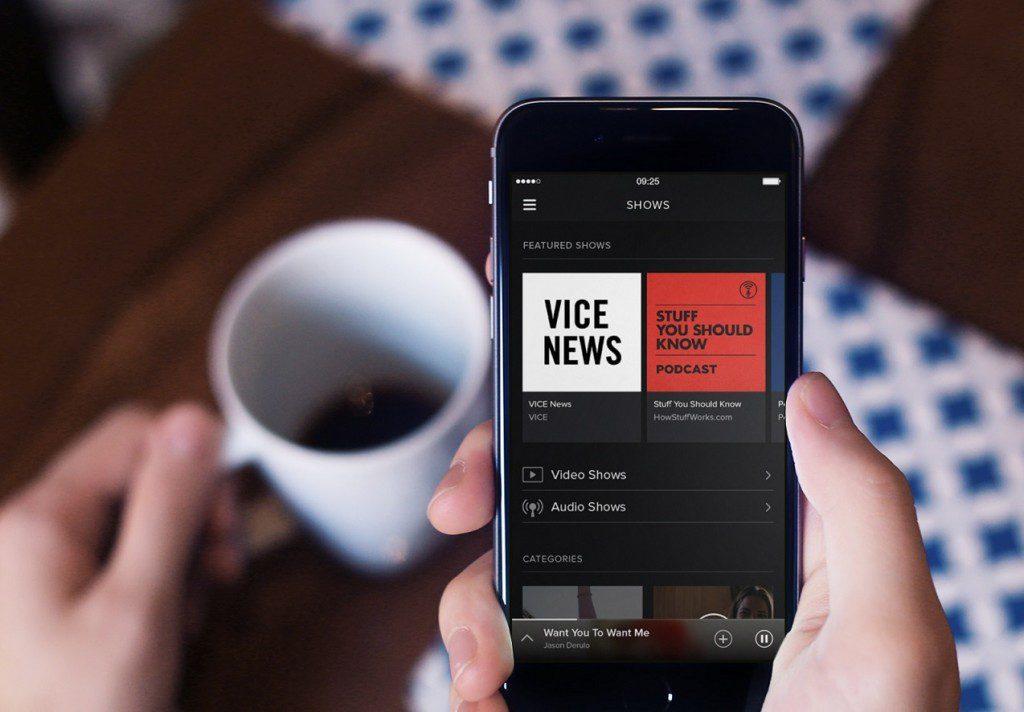 全新 Shows功能  iPhone 生活情境圖