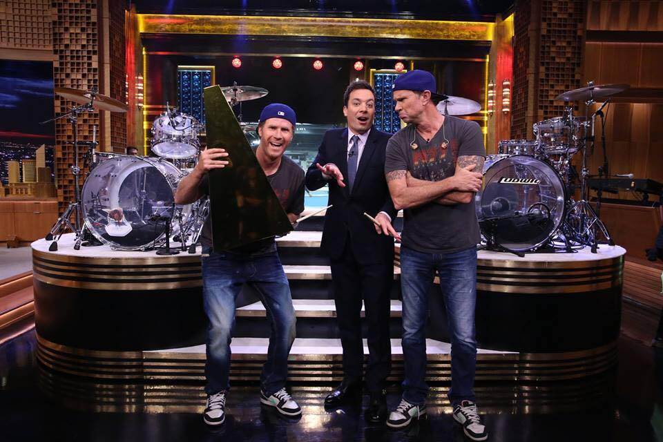Chad-Smith-Will-Ferrell-Drum-off