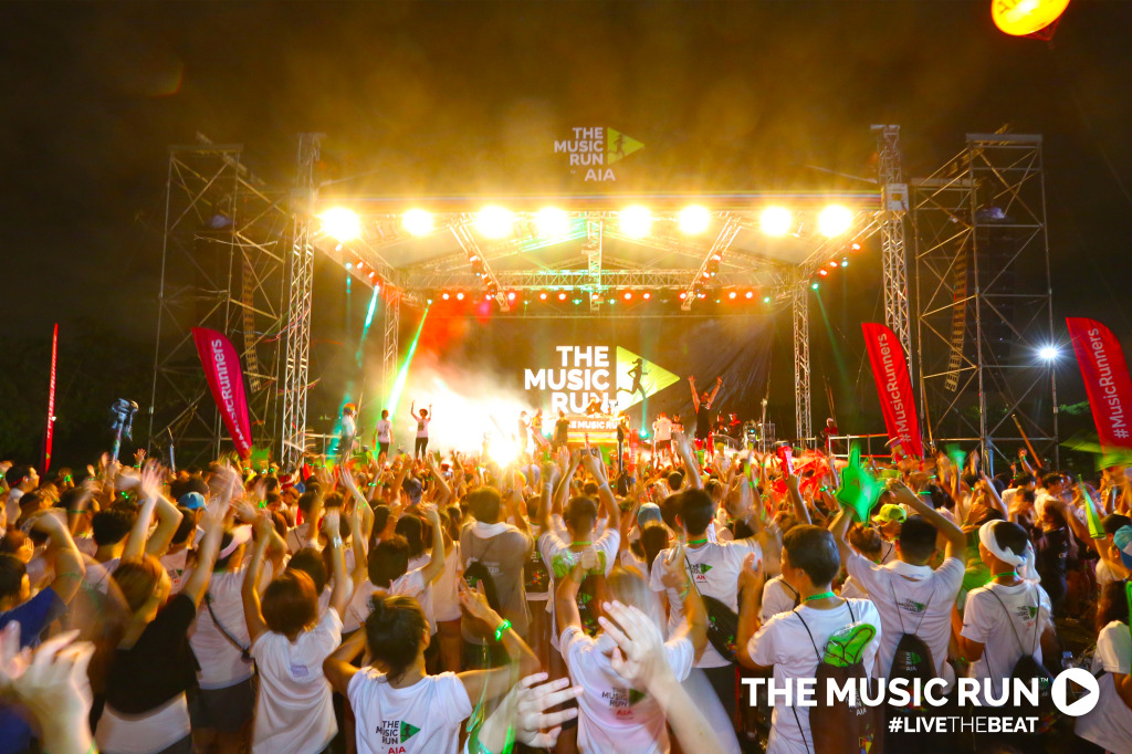 The Music RunG _01