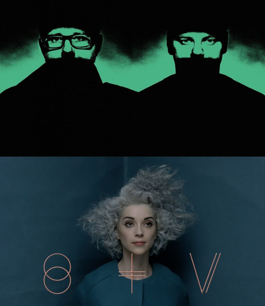 Chemical Brothers St. Vincent