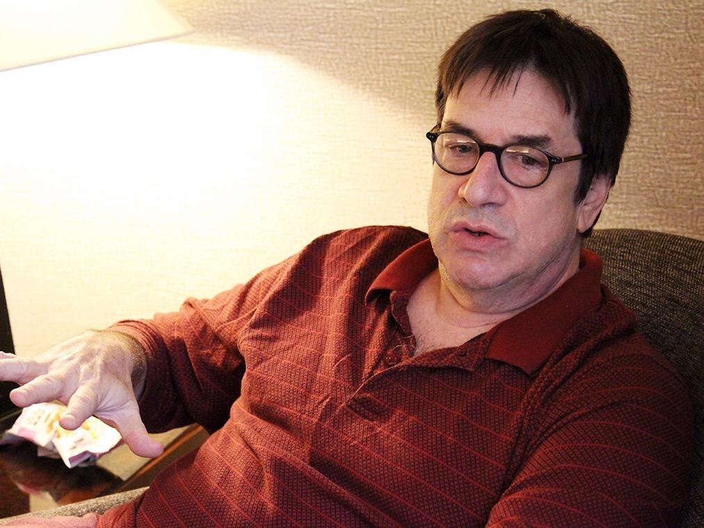 Jeff Berlin 訪台專訪