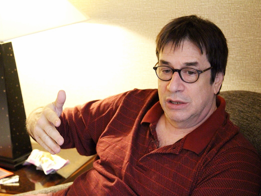 Jeff Berlin訪台專訪