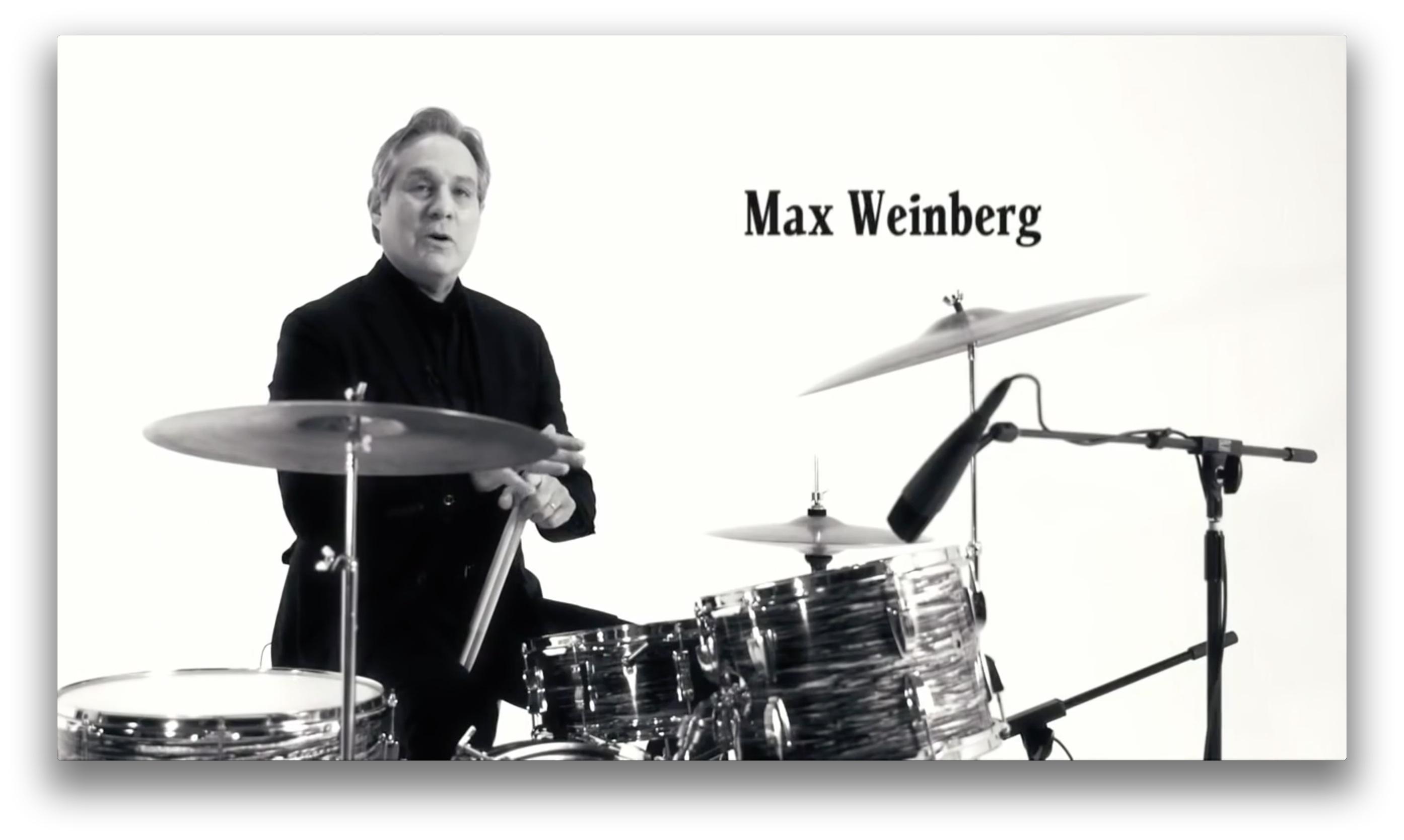 RINGO_Max Weinberg