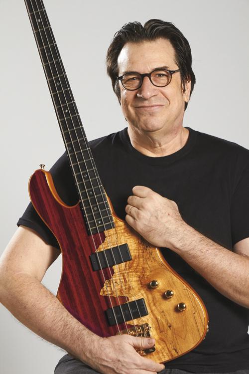 jeff Berlin Cort Bass