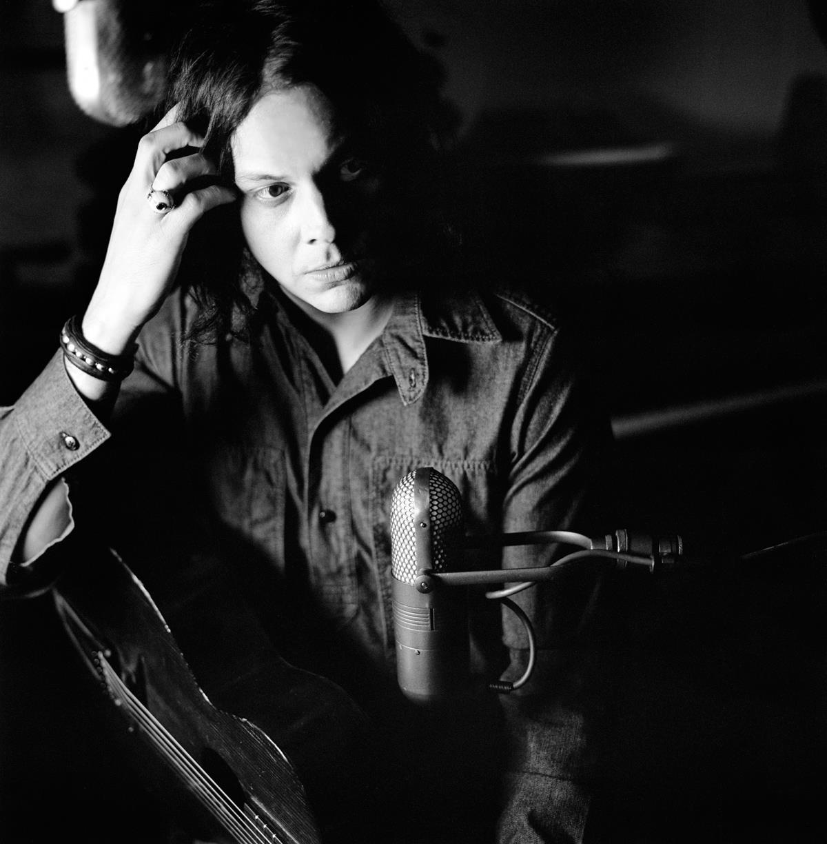 Jack White Ribbon Mic