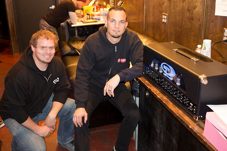 Mark Tremonti Revv amp