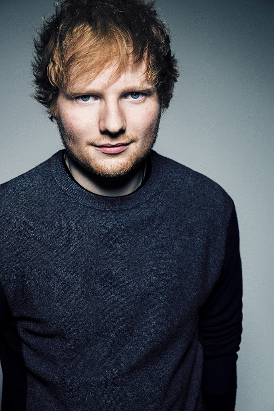 【新聞稿圖片1】 Ed_Sheeran 紅髮艾德