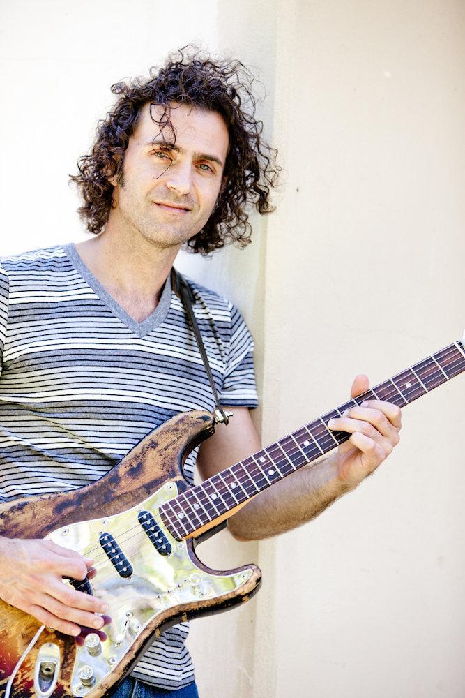 Dweezil Zappa的 Hendrix吉他