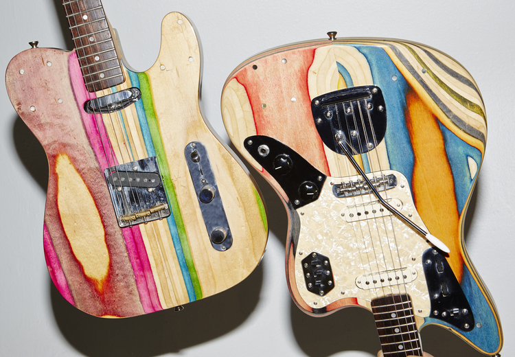 Prisma guitars2