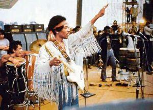 Hendrix的Woodstock Strat