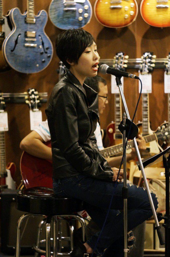 美聲超偶踢館歌手Ann獻上AMY經典歌曲Rehab
