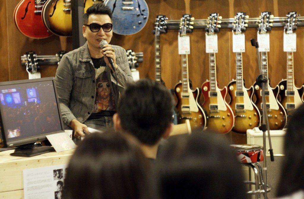 MAYBE Music Bar 的Bruce Chen分享27俱樂部的人們的趣聞軼事