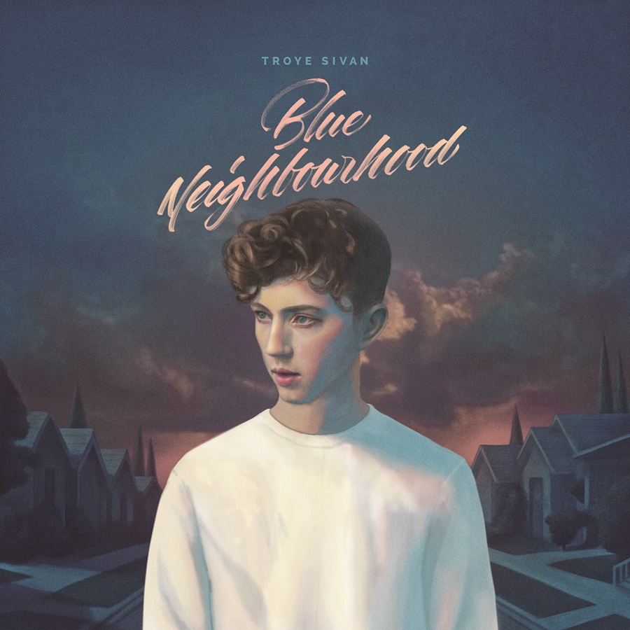 Blue Neighbourhood 封面2