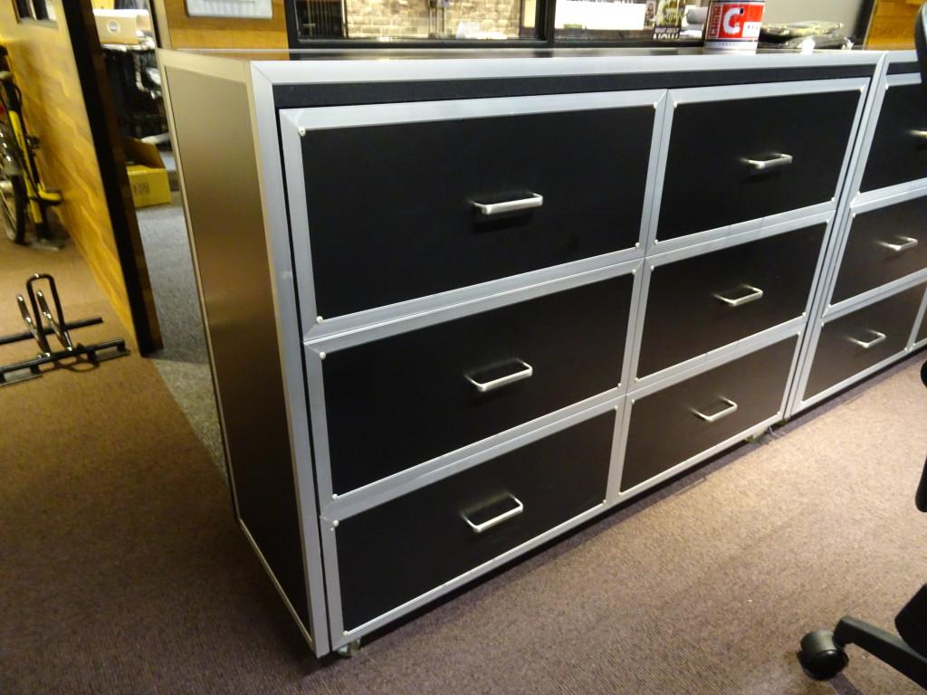 RAC箱形式置物櫃