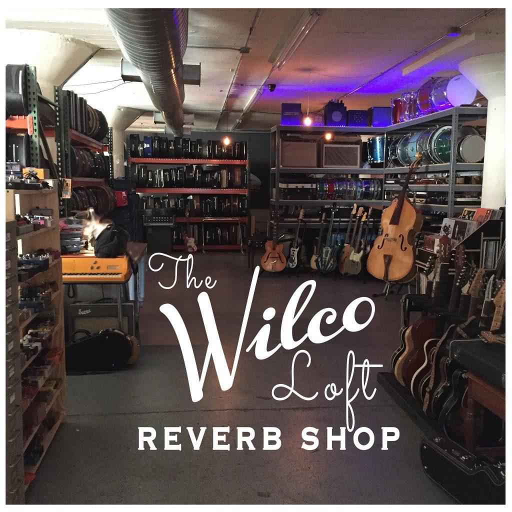 Wilco樂器跳蚤市場開張啦! Photo:Wilco FB