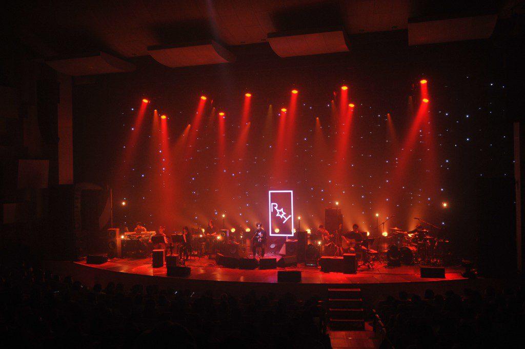 ROY KIM 演唱會2