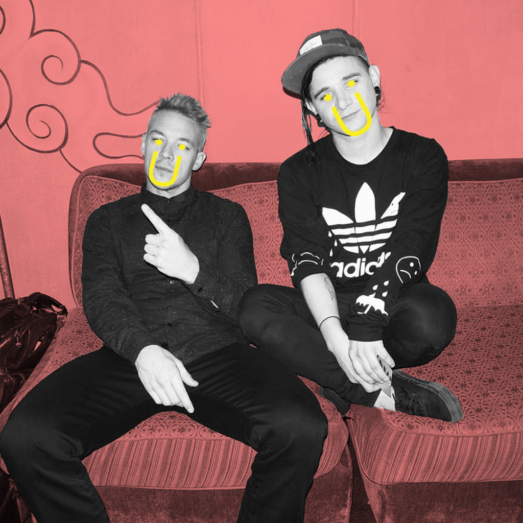Skrillex Diplo and Diplo