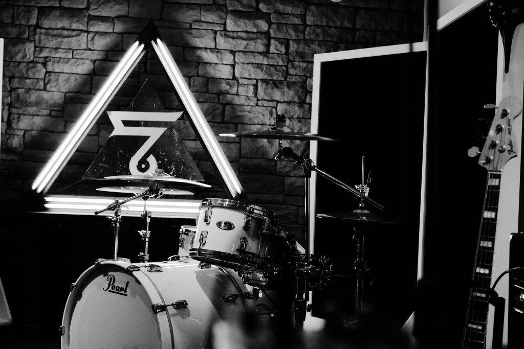嗨!烏鴉航班drums