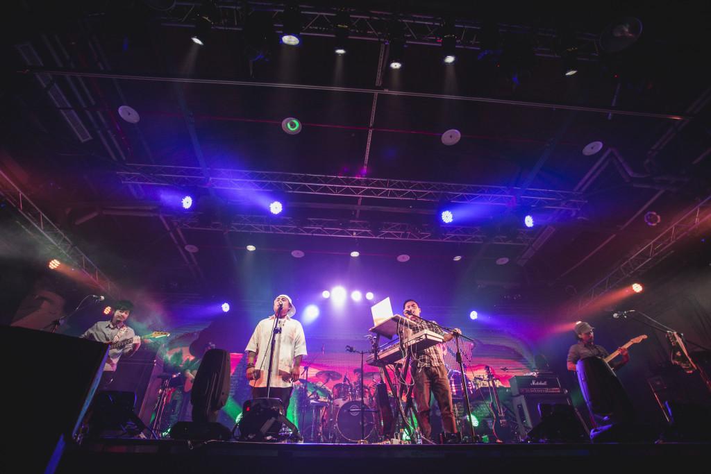 圖騰樂團ALIVE演唱會1