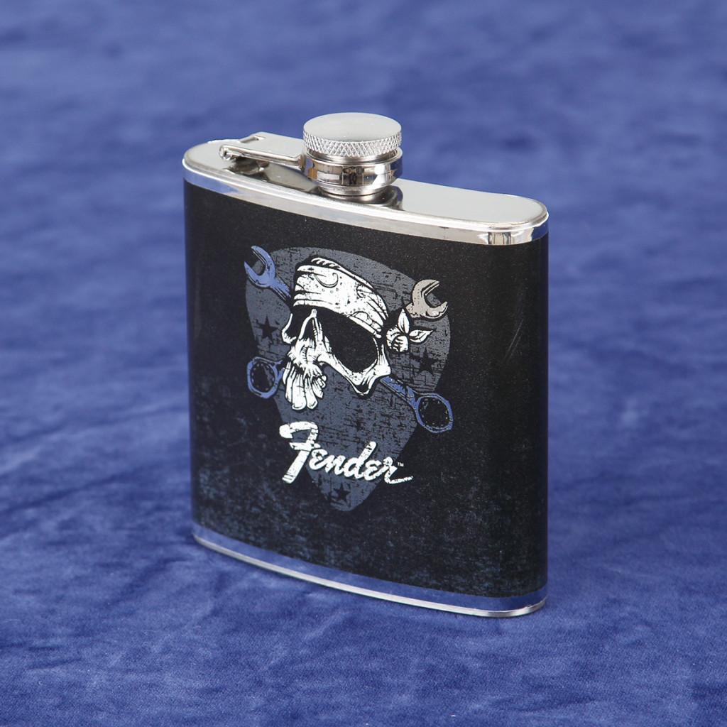 Fender|隨身口袋酒瓶1