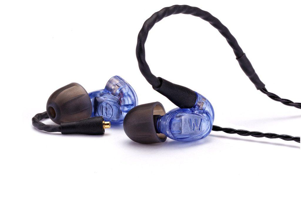Westone UM Pro 10監聽級耳機-藍