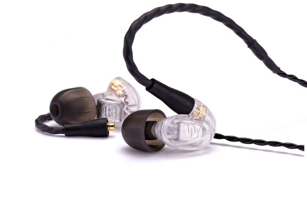 Westone UM Pro 10監聽級耳機-透明