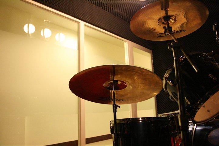 從只有一套鼓開始