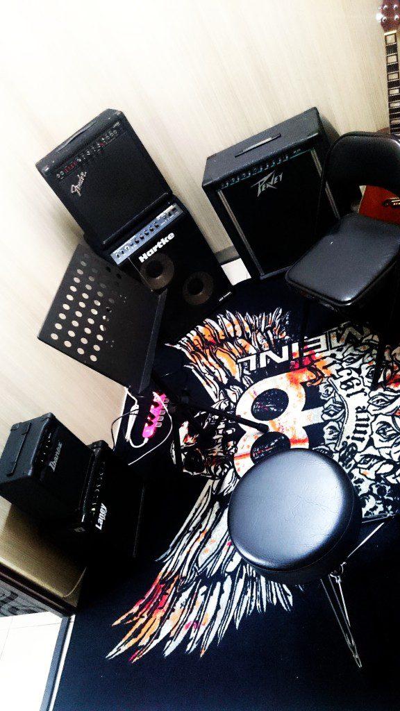 電吉他貝斯教室