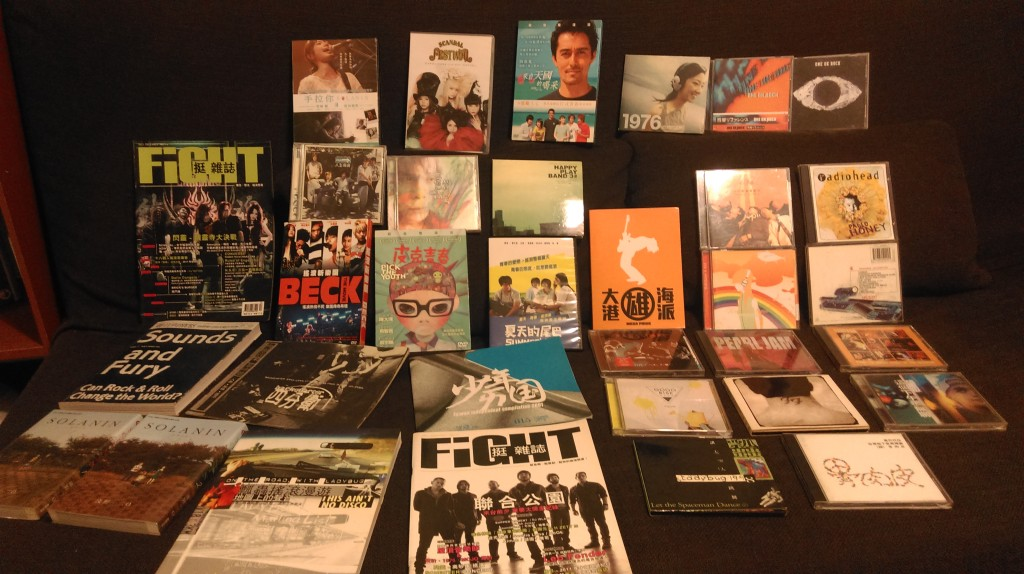 CD,DVD,音樂雜誌書籍