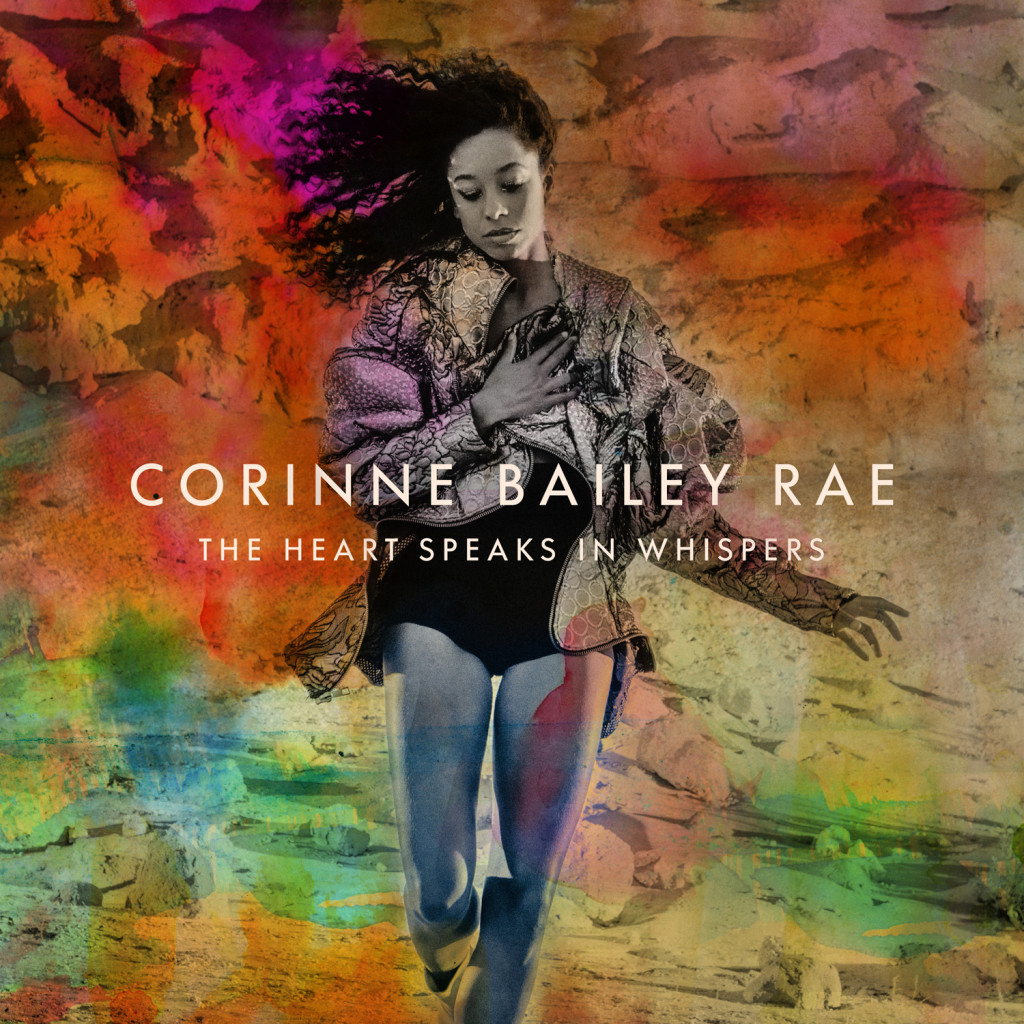Corinne Bailey Rae肯妮貝兒【The Heart Speaks In Whispers】